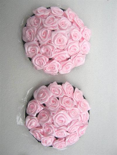Pasties pink Rose
