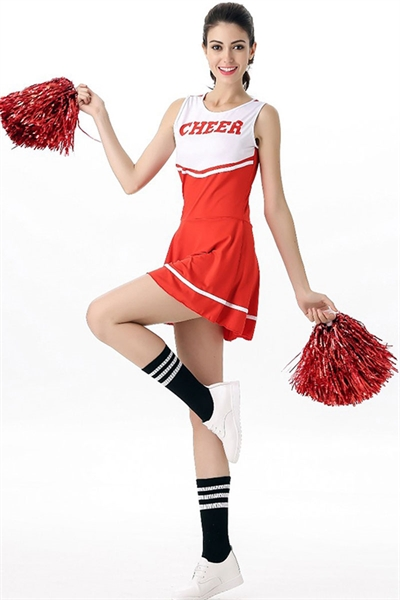 Image of   Cheerleader Kostume