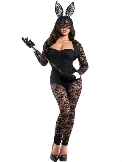 Sexy kanin kostume
