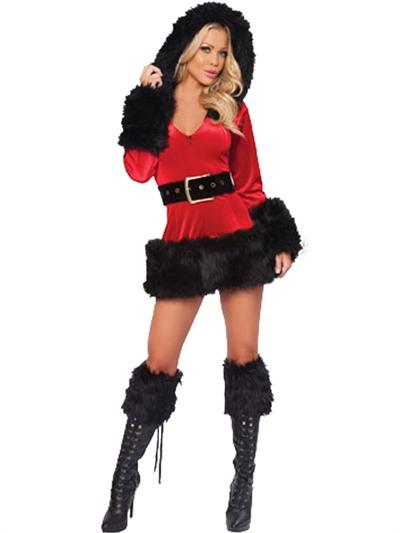 Jule nisse kostume