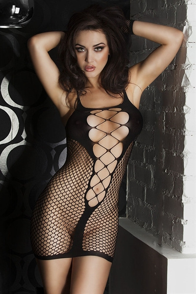 See-through Chemise