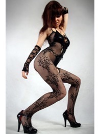 Night Charm Catsuit