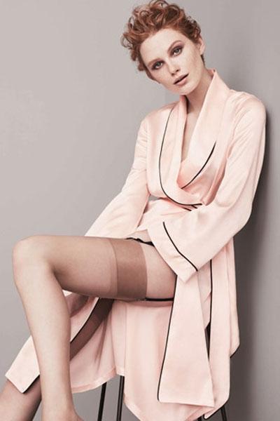Image of   Kimono i Pink Classic