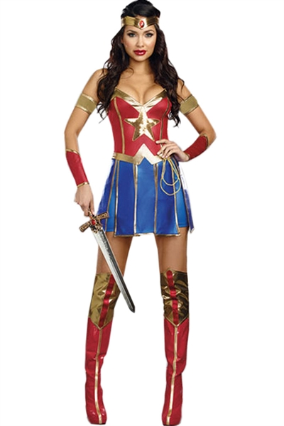 Image of   Kostume Wonder women