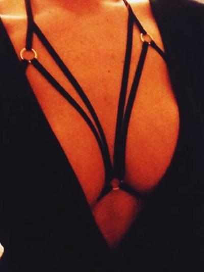 Brystholder strop